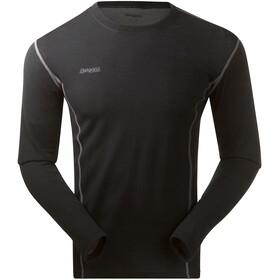 Bergans Akeleie Camiseta Hombre, black
